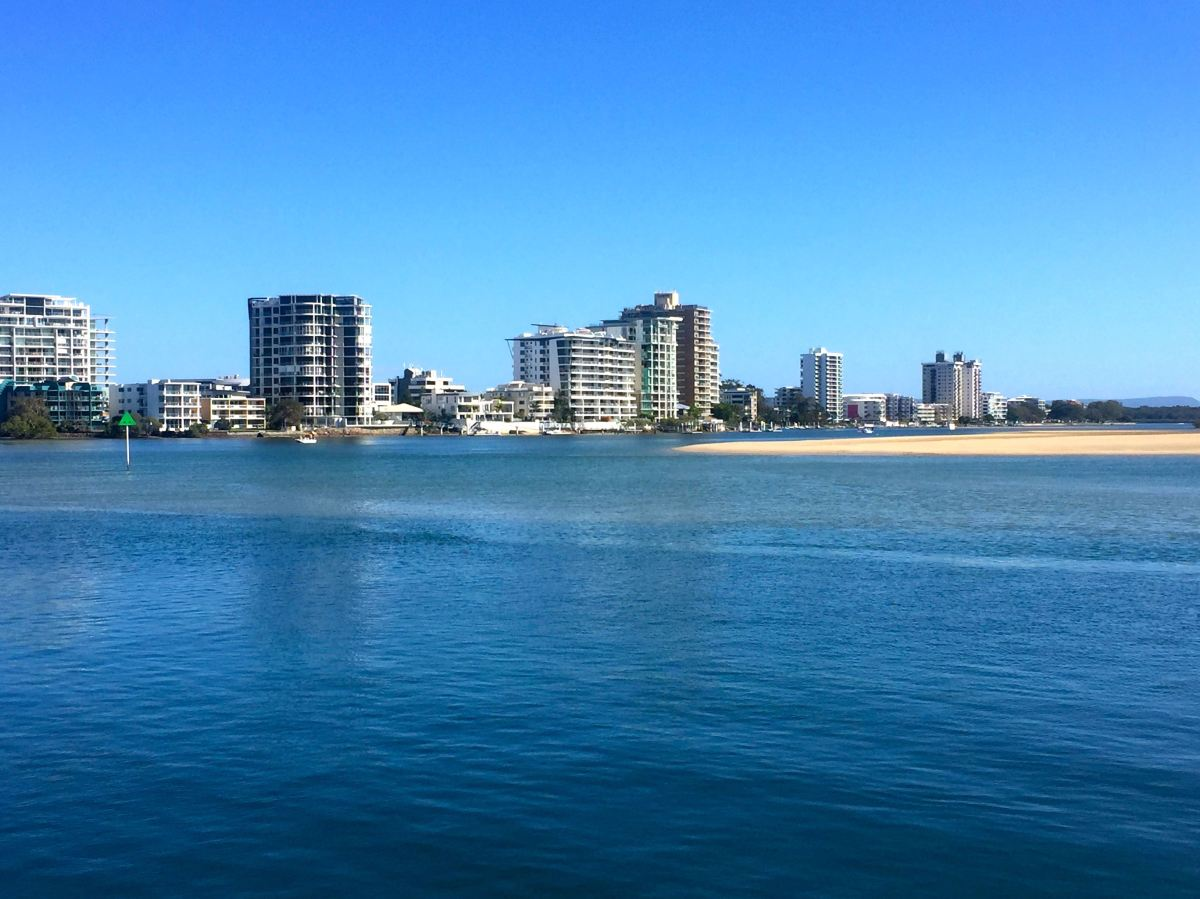 Mooloolaba to Cotton Tree Coast Walk